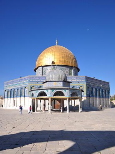 Gerusalemme, Spianata delle moschee