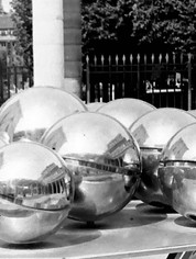 Spheres from the Louvre #1