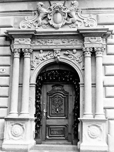 Doorway to Lucern