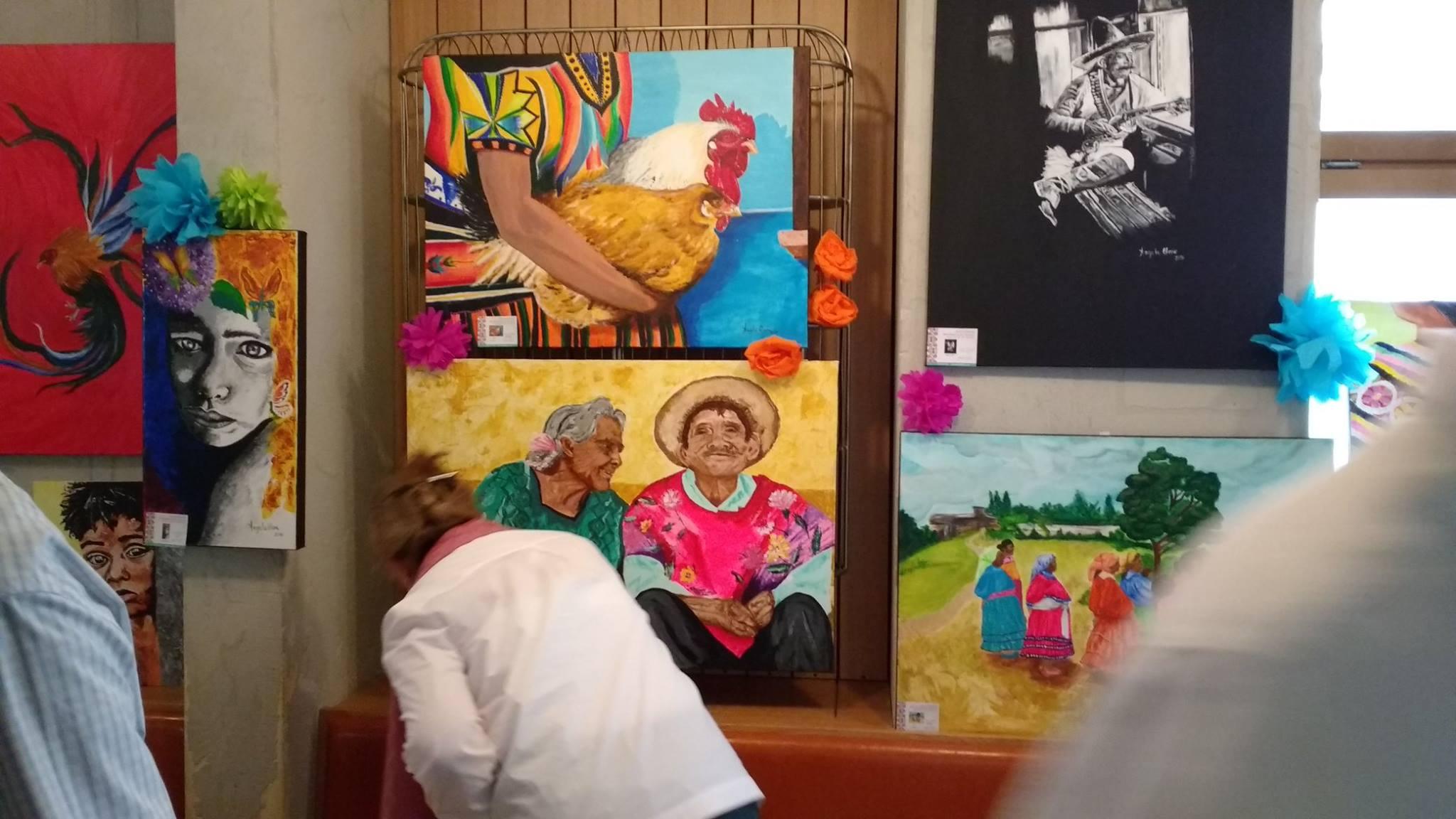Ausstellung The Mexican
