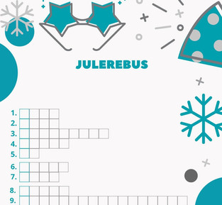 Julerebus!