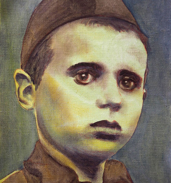 Young Soldier VI