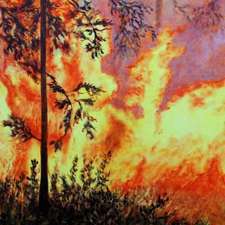 Burn V