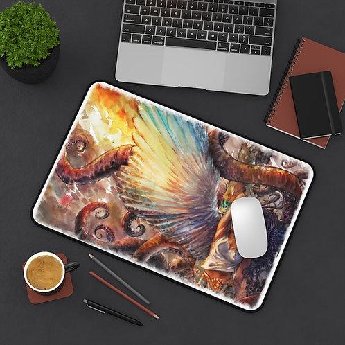 Angel's Pet Desk Mat / Mouse Pad / Play Mat