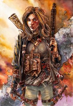 Mad Max Warrior