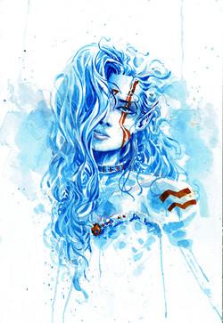 azurian elven priestess_sans