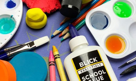 Art Supplies to Keep Your Kids Creative.