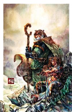 Tellos Art book Watercolor