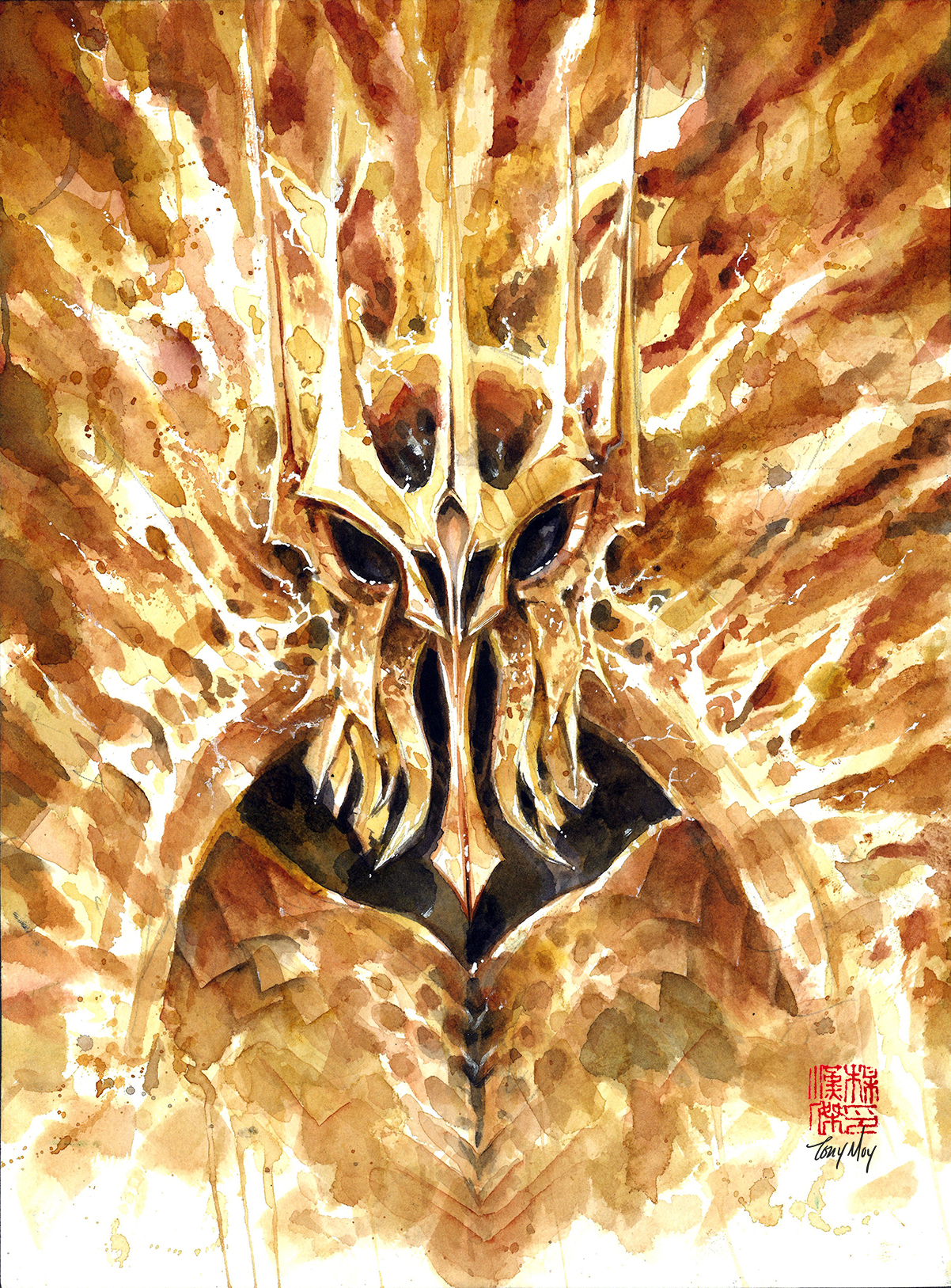 Sauron LOTR