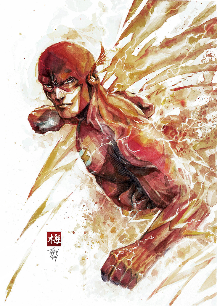 Speedforce exit