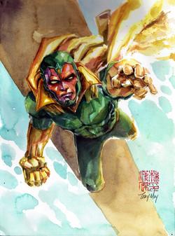 Vision - Avengers
