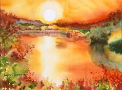Sunrise Butte