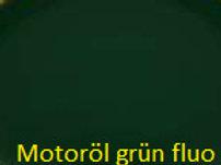Motoröl grün fluo