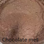 Chocolate metalic