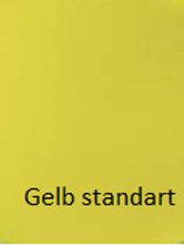 Gelb standart
