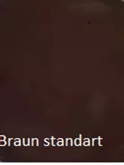 Braun standart