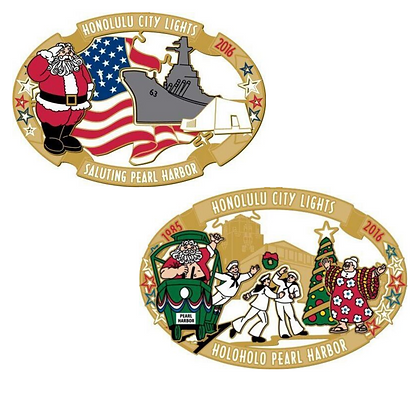 2016 ORNAMENT SET