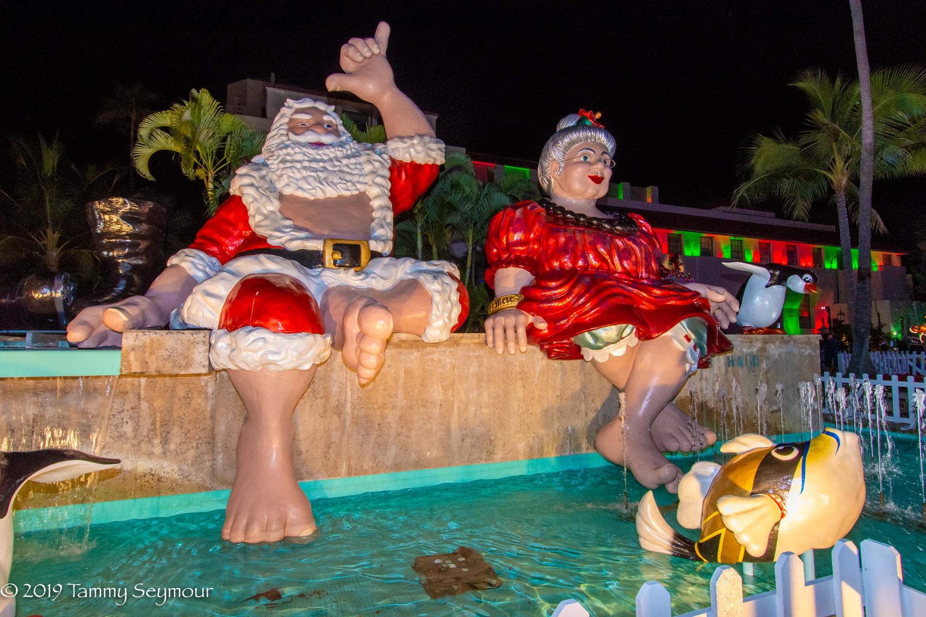 2019 Shaka Santa Tutu Mele