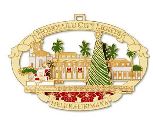 "2000 ""HONOLULU CITY LIGHTS"""