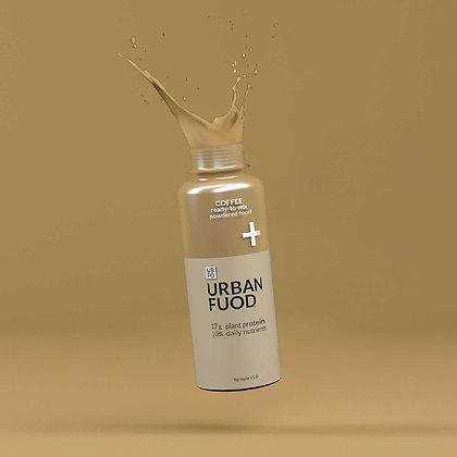 Urban Fuod™ Coffee 300ml [Promo Code: 1STCOFFEE]