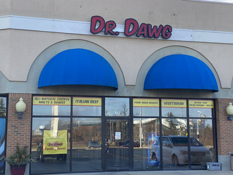 Dr. Dawg Sets Date for Grand Opening Celebration at New Wauwatosa Location on Tuesday, January 12