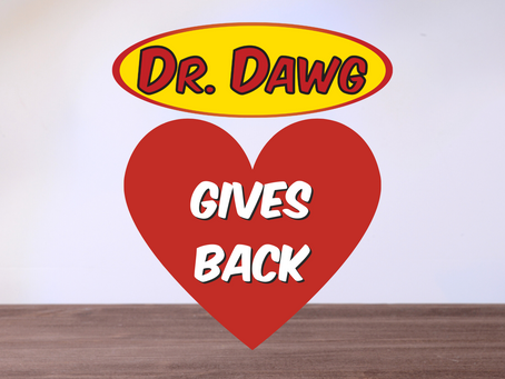 Dr. Dawg Gives Back: Community Fundraising