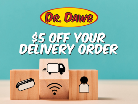 Dinner is Easy with Dr. Dawg!
