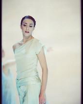 Maria Kousouni in 'Death in Venice'.  Hamburg Ballet Chor. John Neumeier Photo by Holger Badekow
