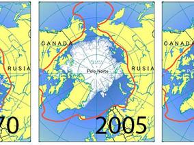 El Ártico, un termómetro del Cambio Climático