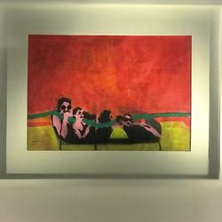 Negar Orang, No.2 (2011) 50x70cm