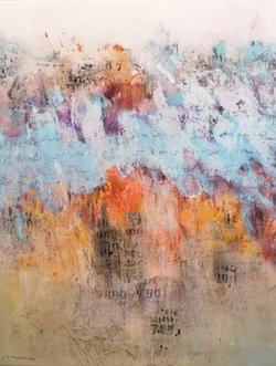 Acrylic on canvas 2020