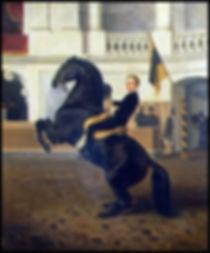 499px-Kronprinz_Rudolf_zu_Pferde,_Spanis