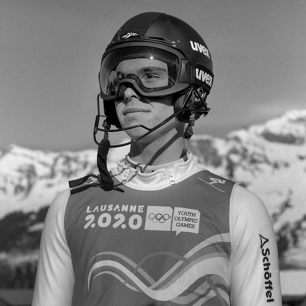 Philip Hoffmann (Sut., ski alpin slalom)