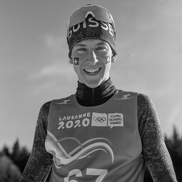 Antonin Savary2 (Suisse), fond 10km, Le