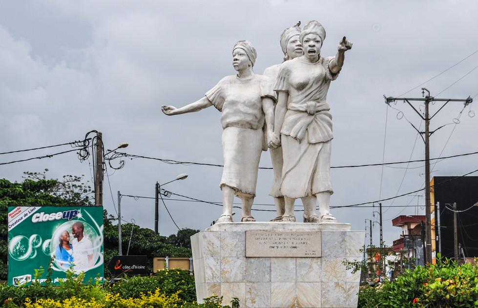 Grand Bassam, Abidjan, Côte d'Ivoire