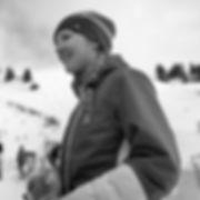 Caroline Ulrich (Suisse, ski alpinisme).