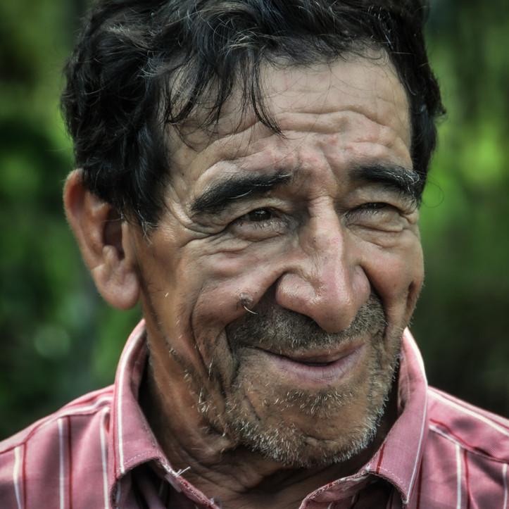 Rigoberto Campoverde, reconverti en cultivateur de cacao à 70 ans, Santiago de Mendez, Equateur