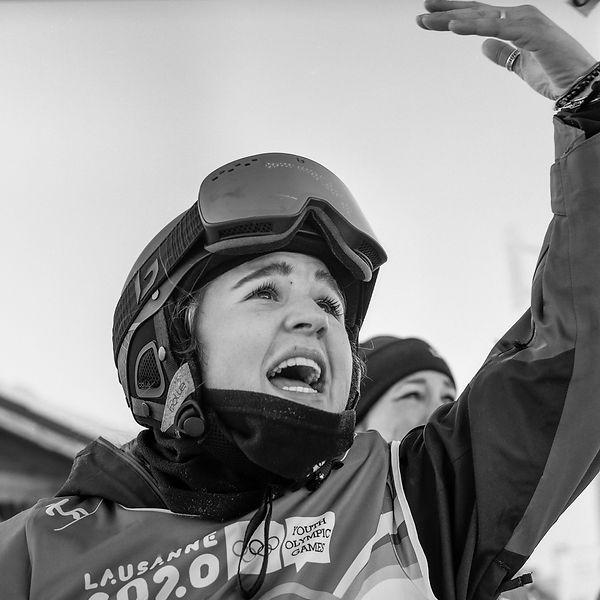 Melissa Pepperkamp (Pays-Bas), snowboard