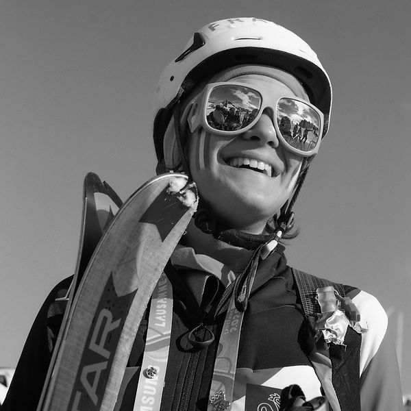Margot Ravinel (France, ski alpinisme),