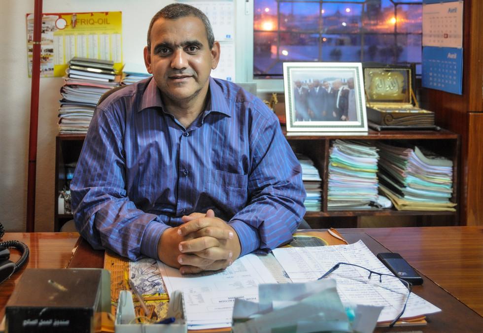 Le libanais Ali Lakiss, directeur de SAF Cacao, un des seuls concurrents ivoiriens des géants mondiaux. Victime de la chute des prix, sa société a été liquidle et rachetée en 2018.