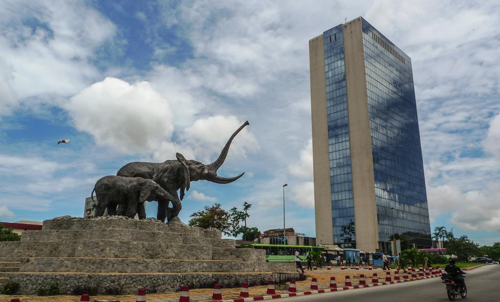 Abidjan Plateau, Côte d'Ivoire