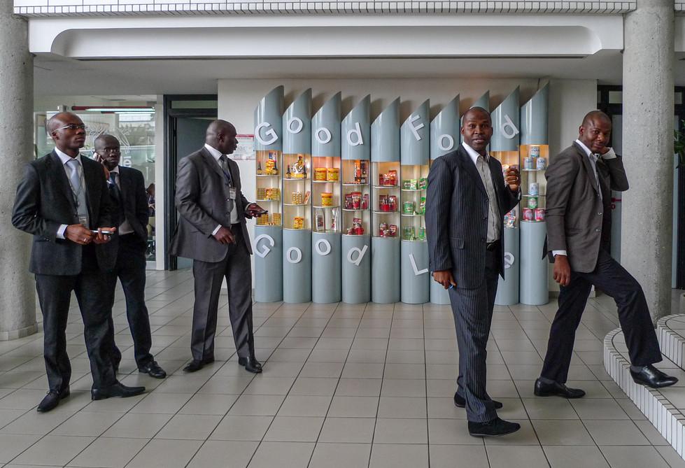 Centre de R&D Nestlé à Abidjan, Côte d'Ivoire