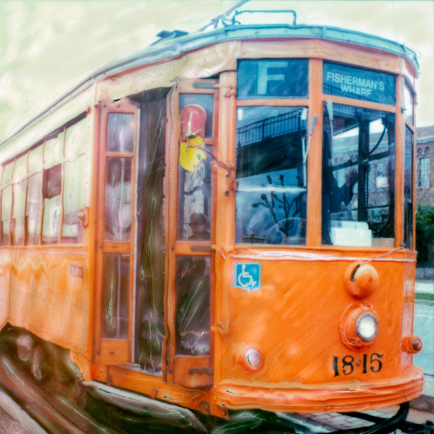 San Francisco F Car
