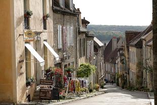French Village Street I