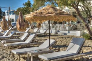 Greek Island Beach Chairs