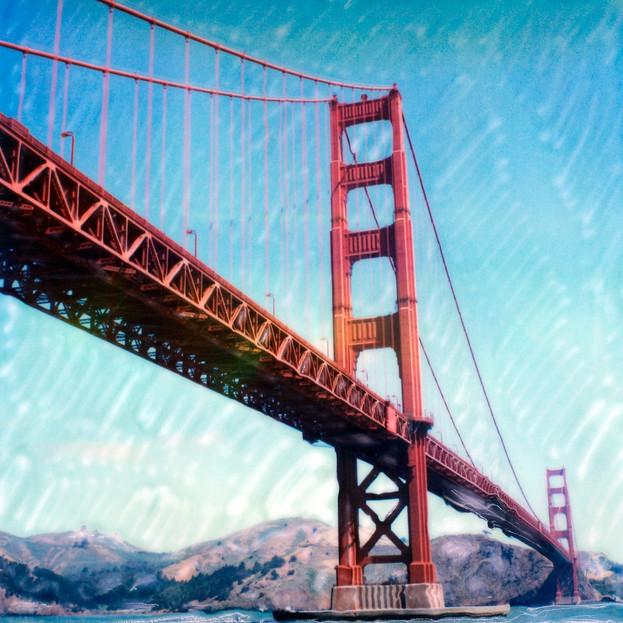 Golden Gate Bridge and Marin