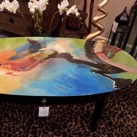 """Beachside"" Coffee Table"