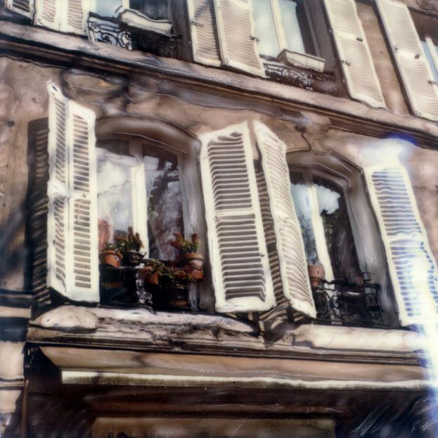 Windows to Paris