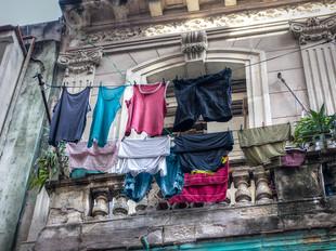 Havana Clothesline