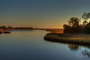 On Golden Marsh